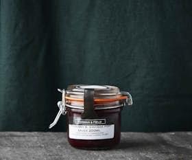 Cranberry & Vintage Port Sauce
