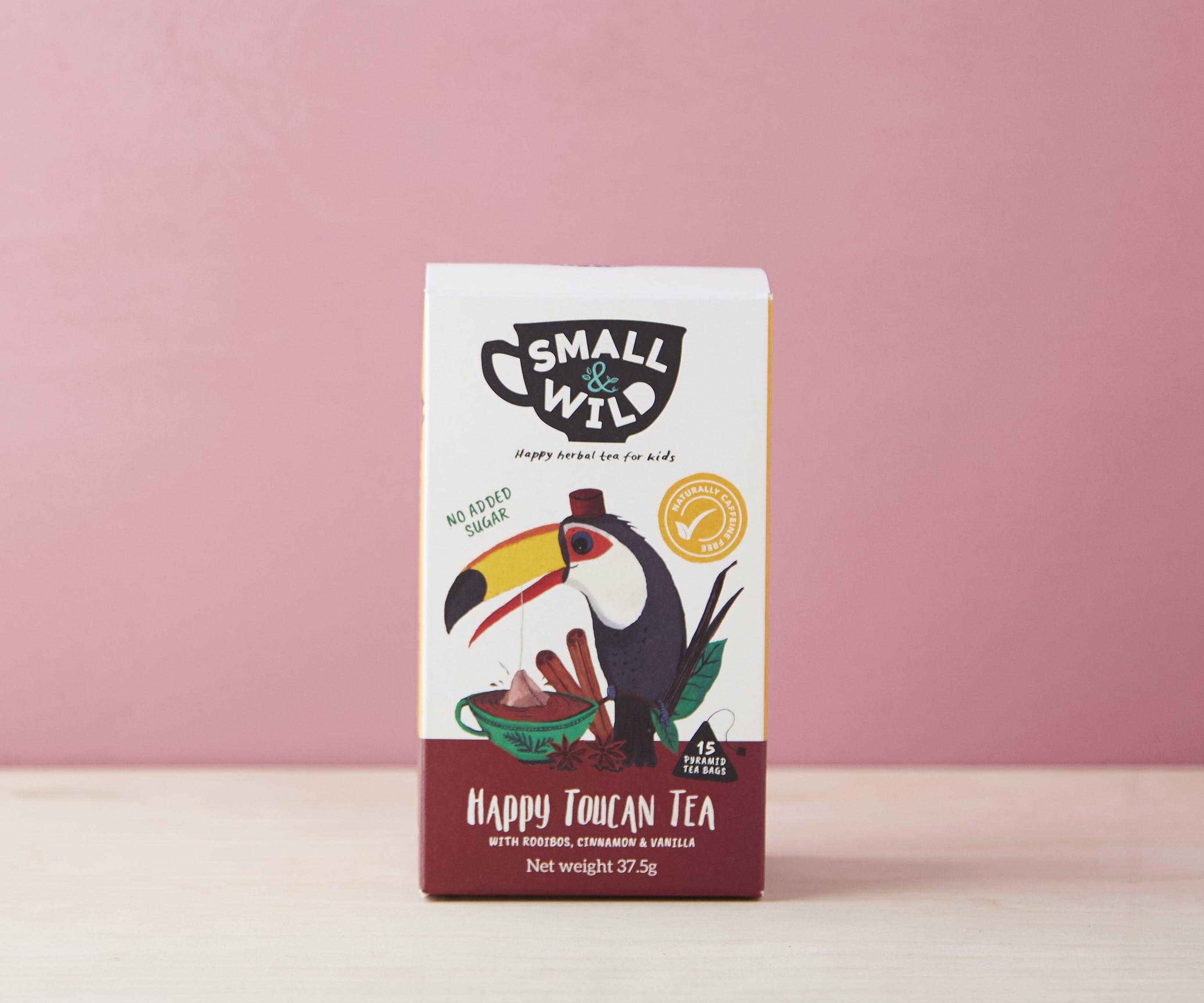 Kids Tea - Rooibos, Cinnamon & Vanilla