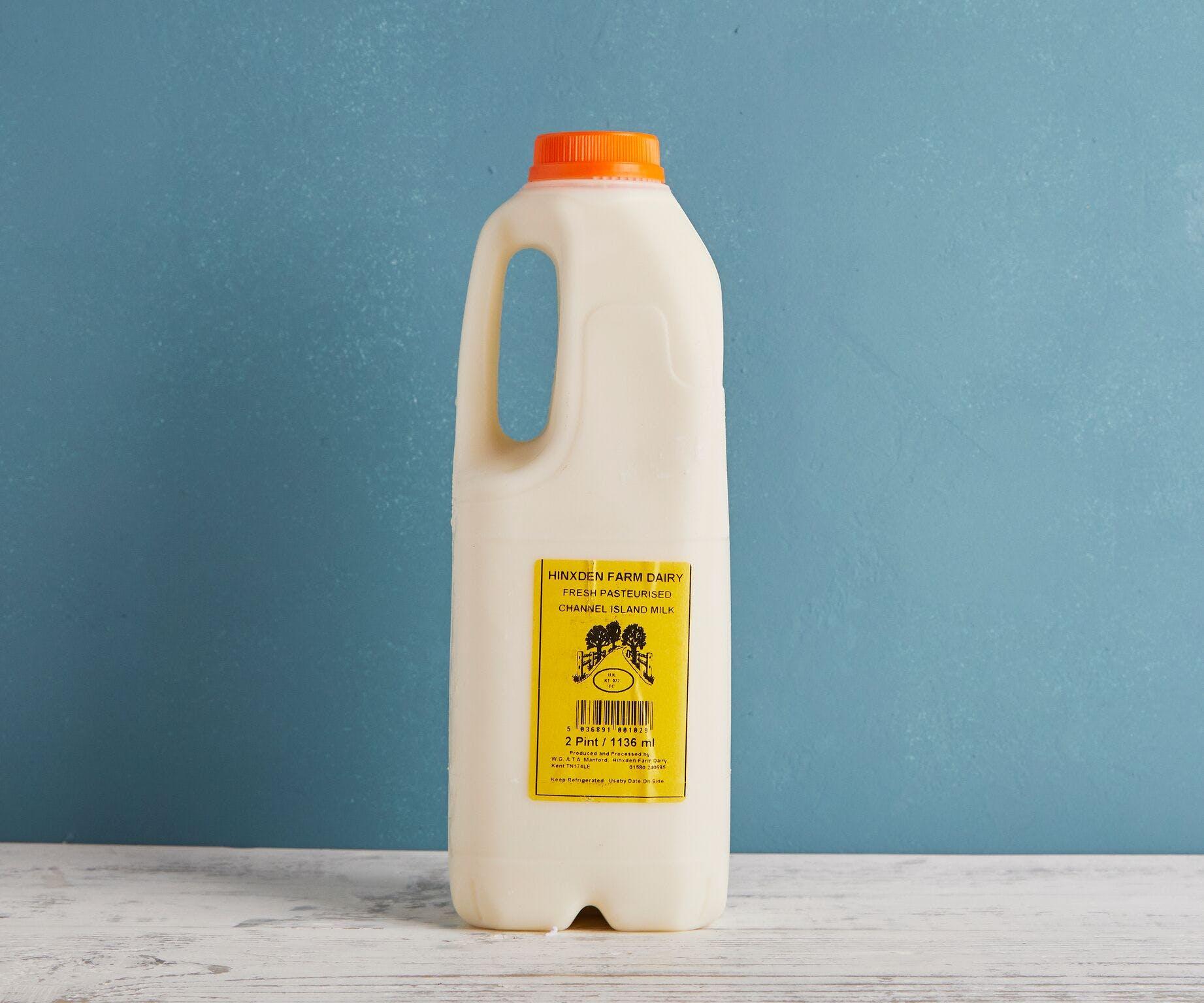 Channel Island Milk