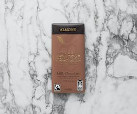 Organic Almond Milk Chocolate