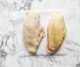 81 Day Chicken Breasts (Skin On)