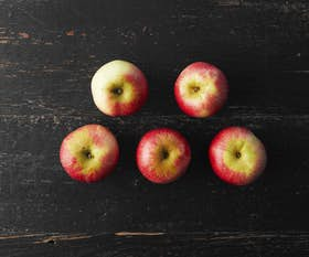 Organic Discovery Apples