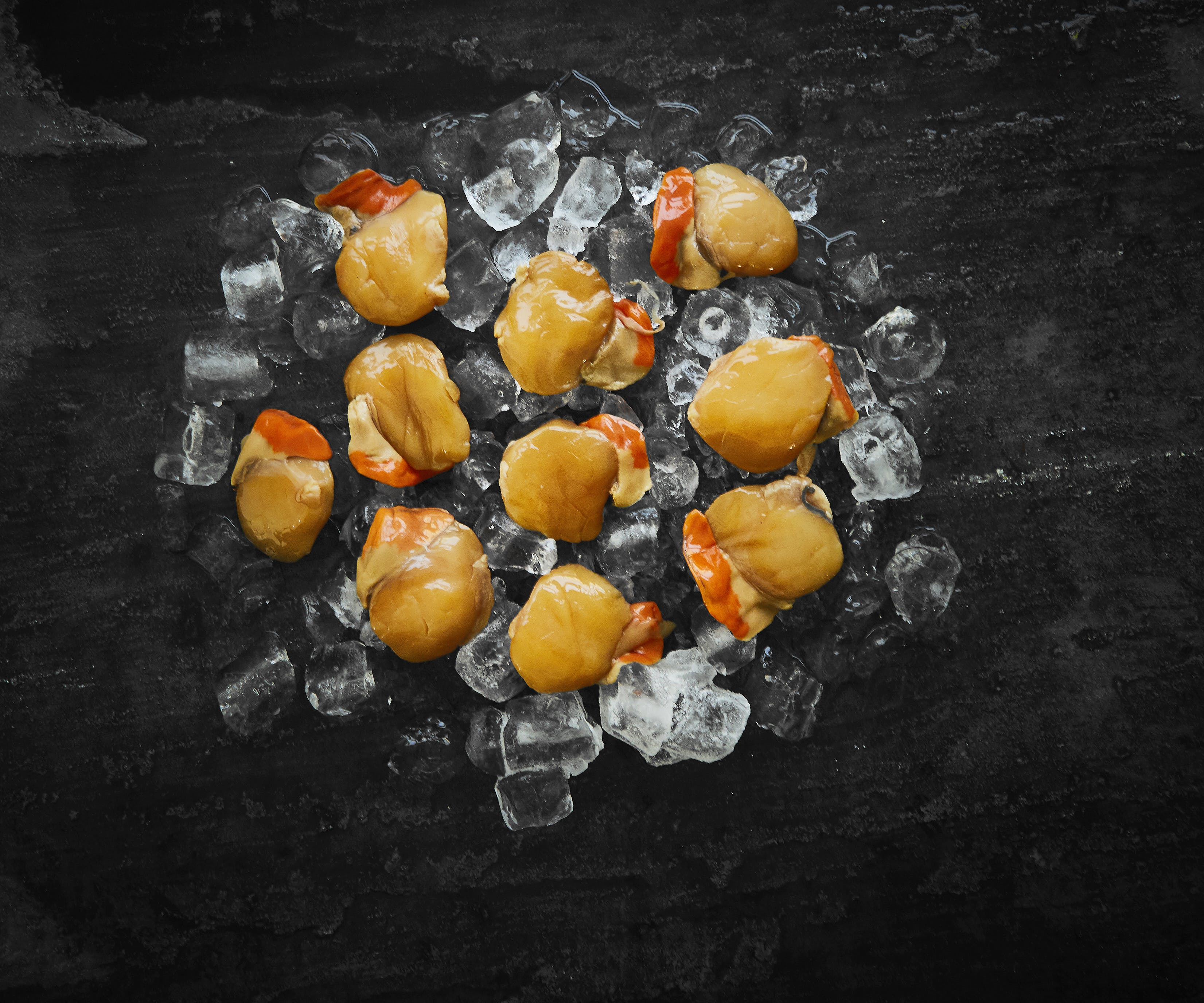 Cold Smoked Hand-Dived Scallops