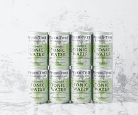 Refreshingly Light Cucumber Tonic Water, Fridge Pack