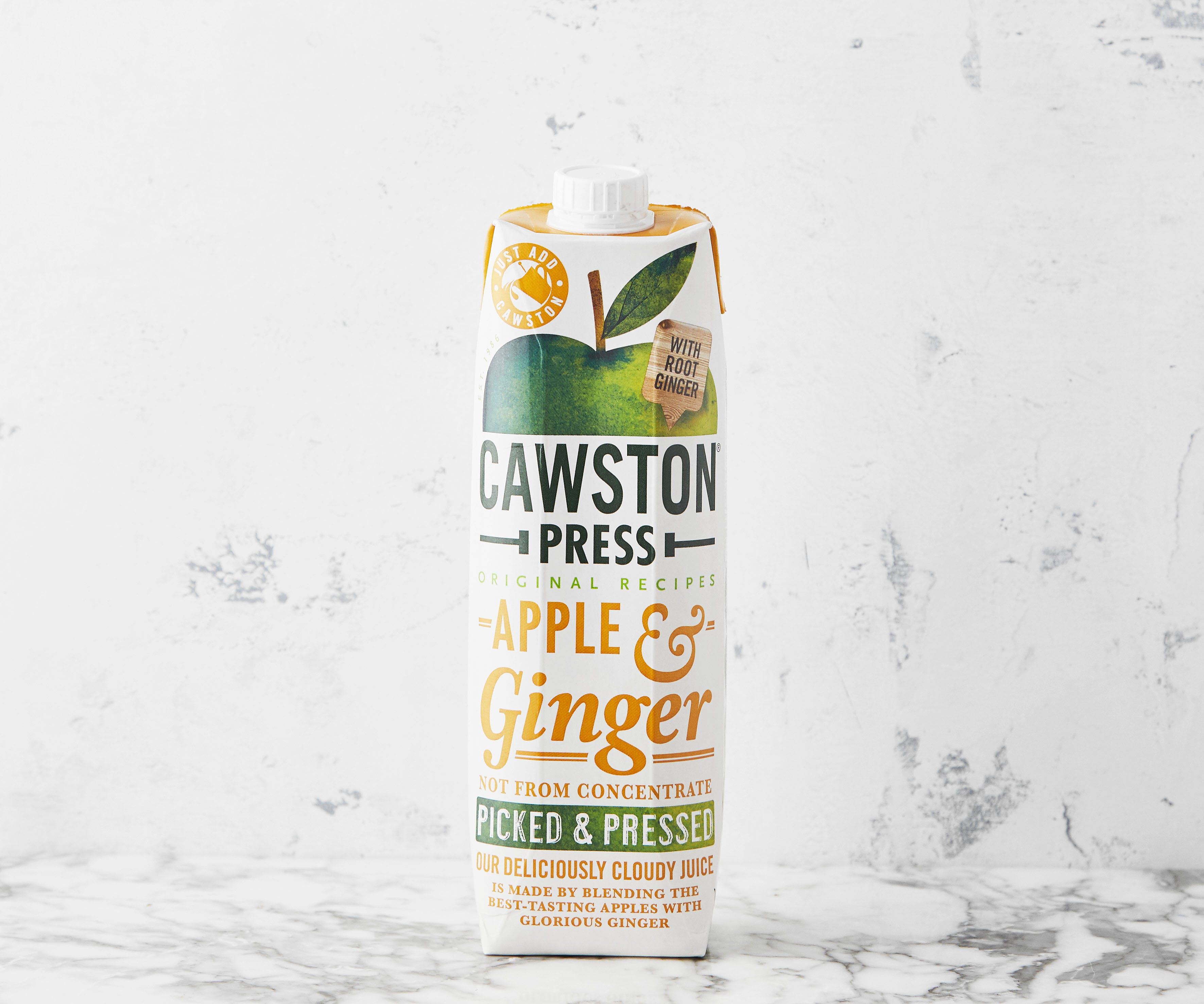 Apple & Ginger Juice