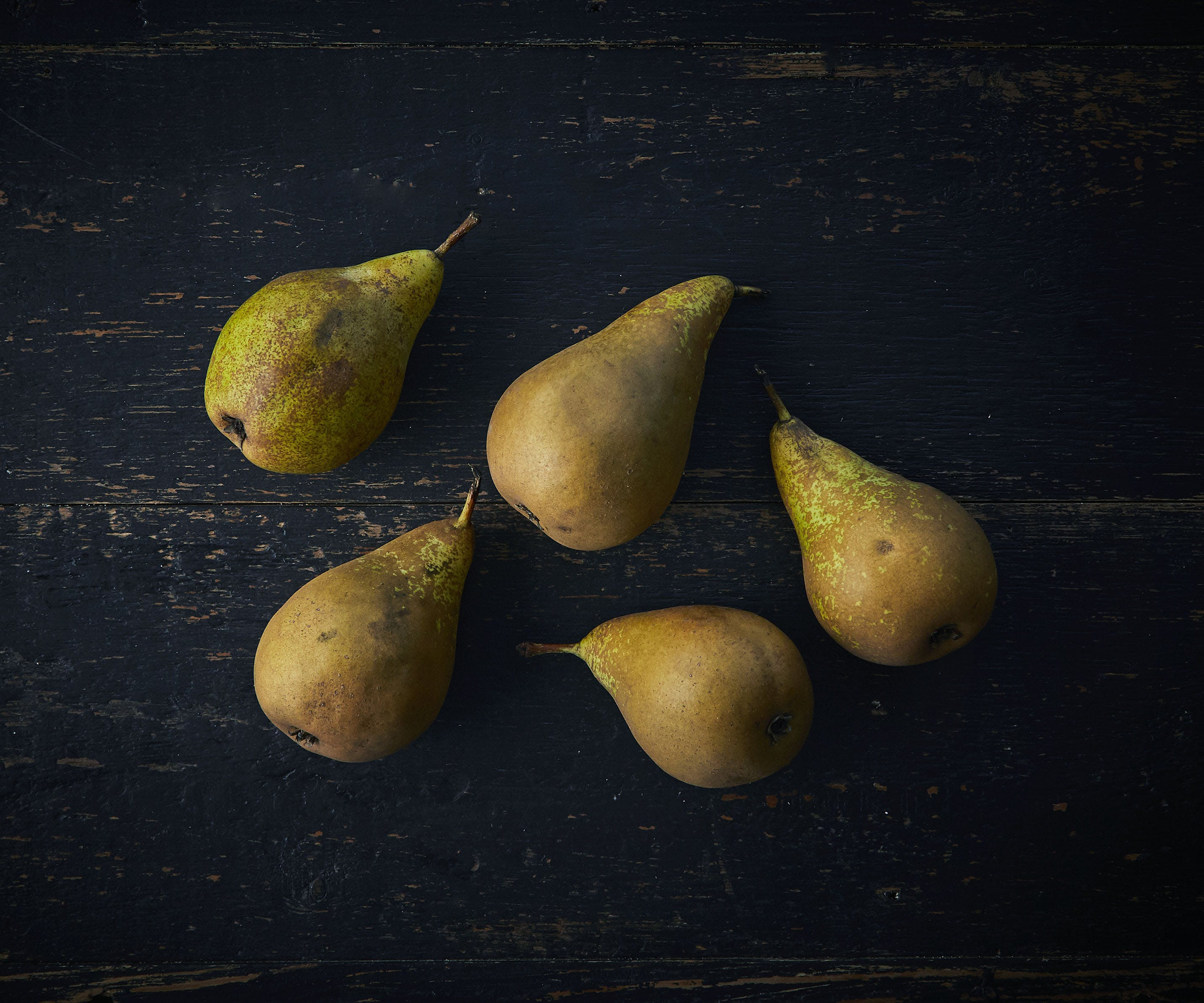 Organic Conference Pears
