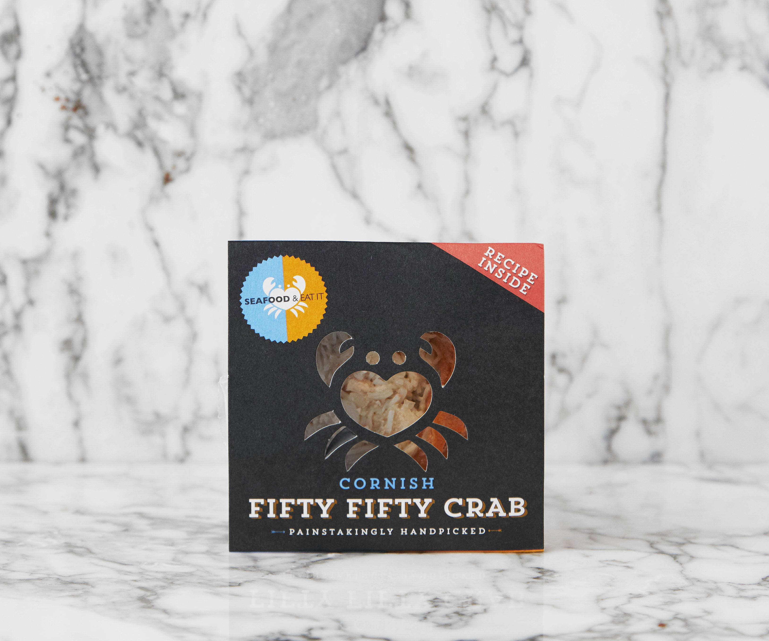 Cornish Fifty Fifty Crab