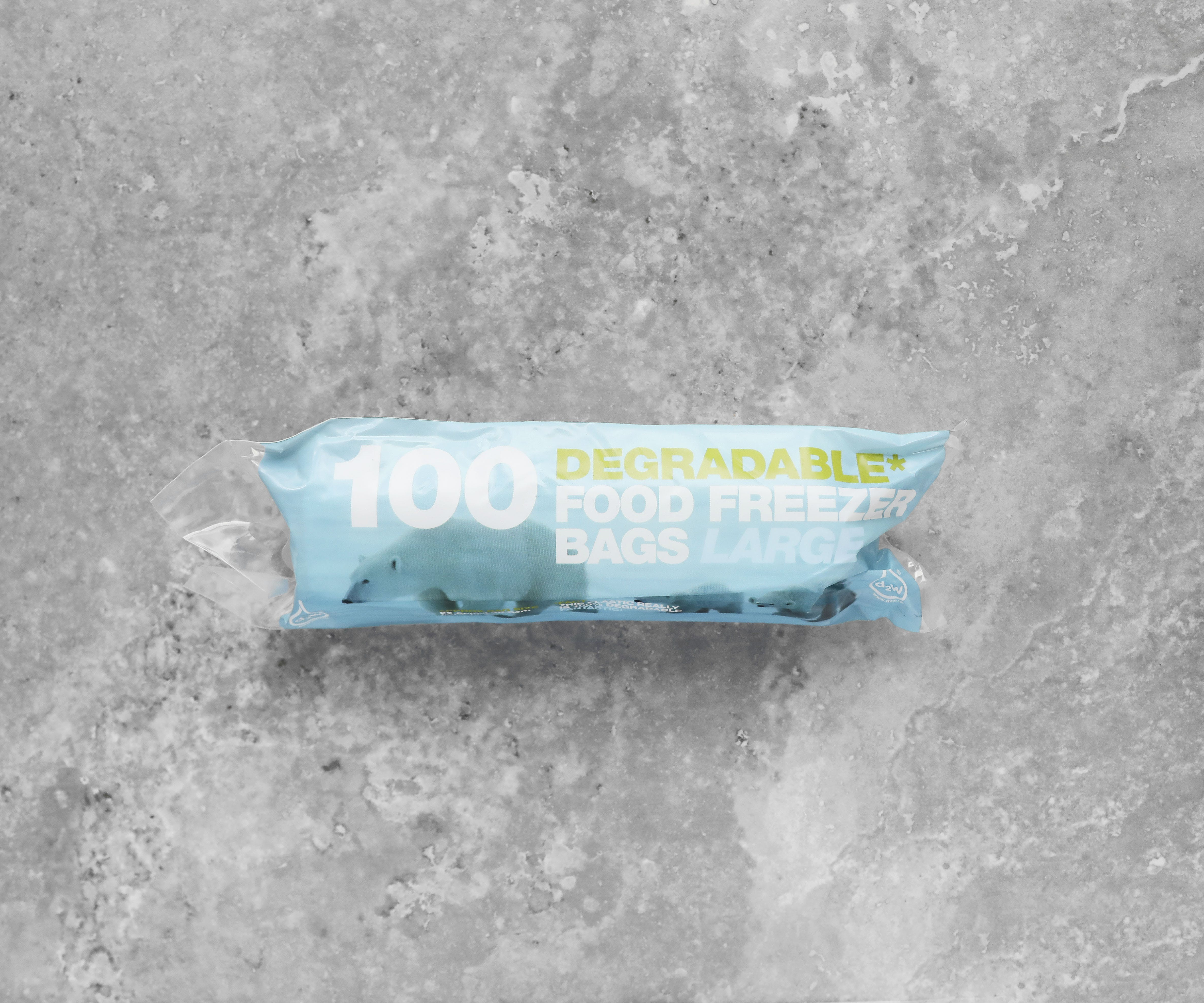 Degradable Large Freezer Bags