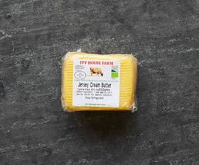 Organic Jersey Cream Butter (Salted)