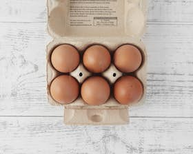 Organic Eggs (Mixed)