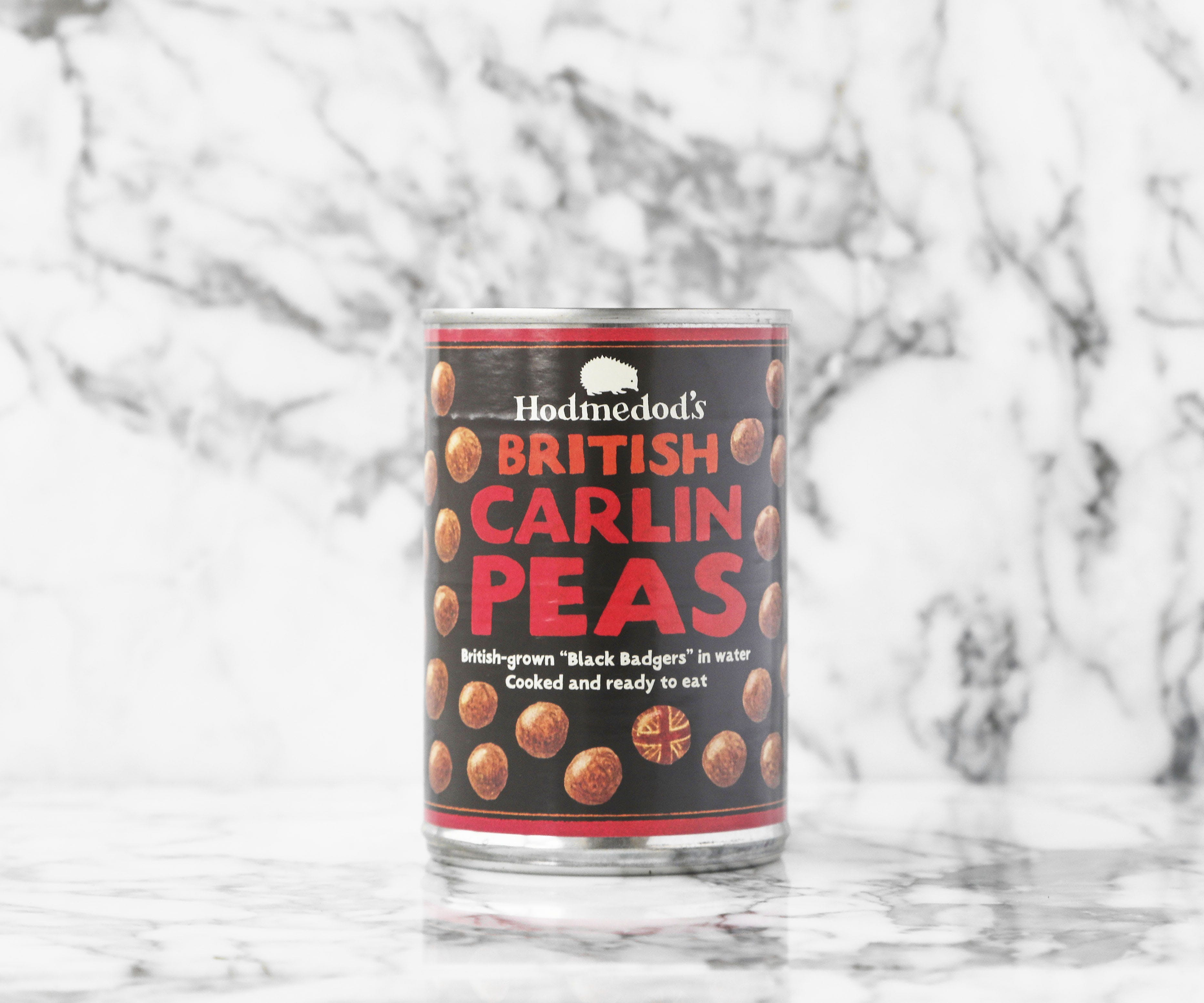 Carlin Peas in Water