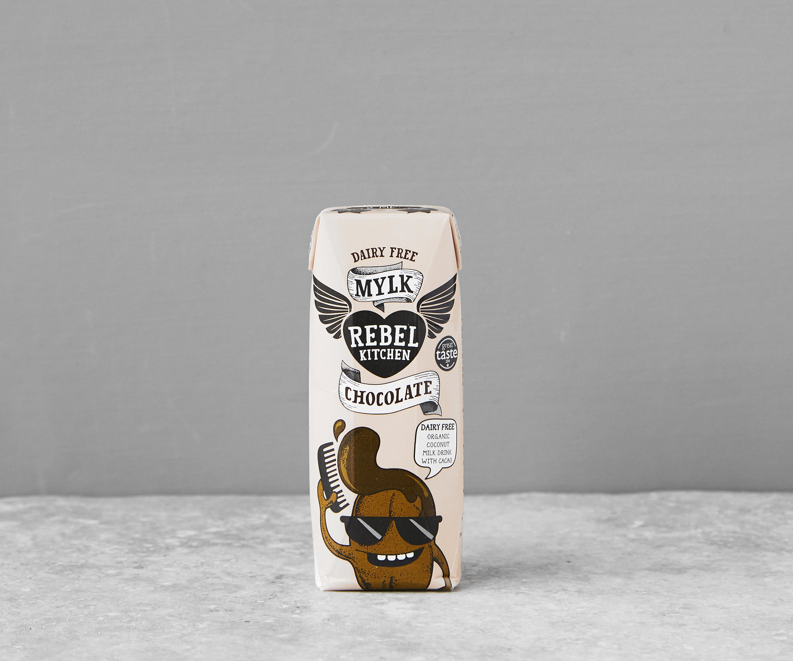 Rebel Kitchen Choco Dairy-Free Mylk (Milk Alternative)