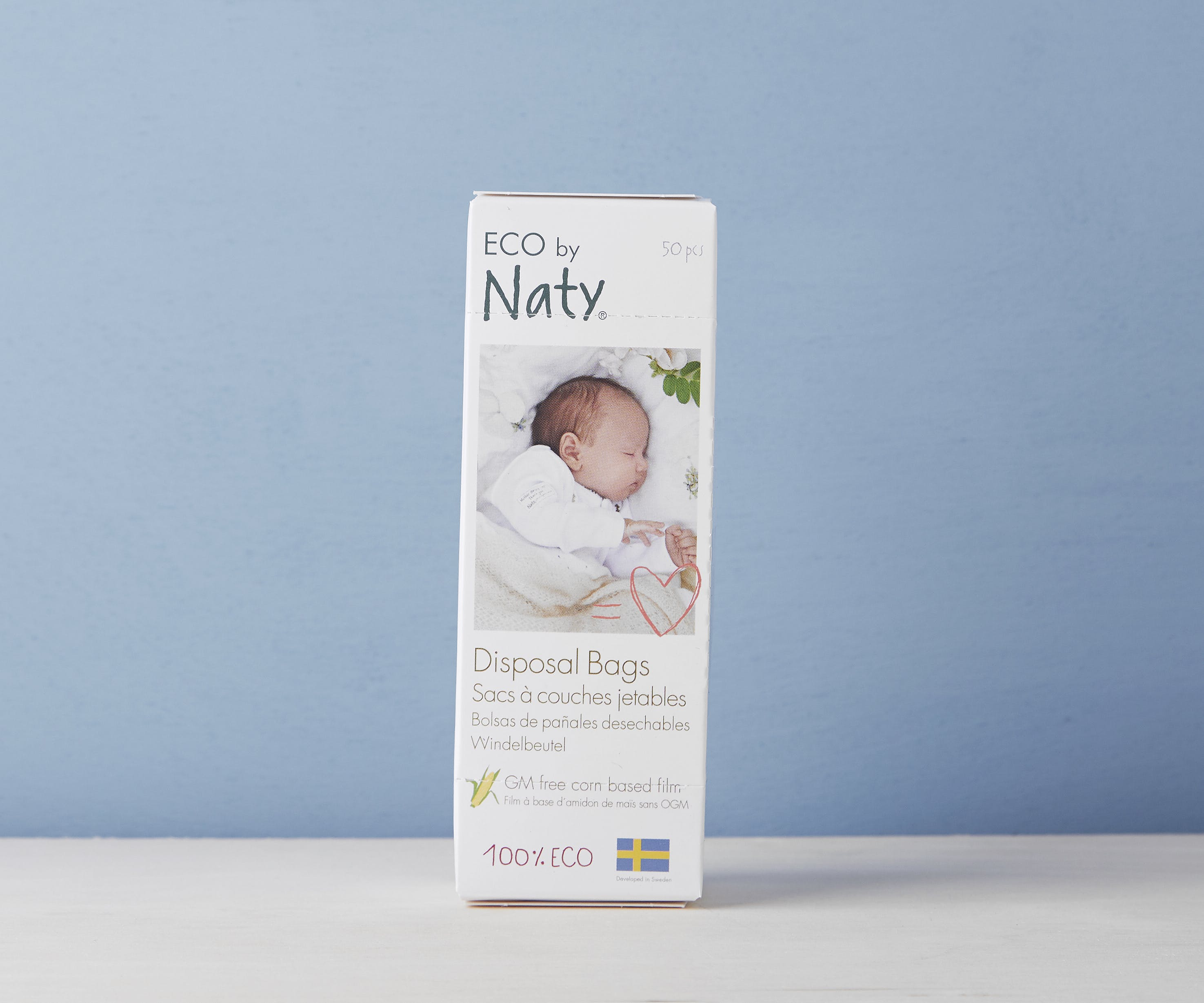 Eco Nappy Disposal Bags