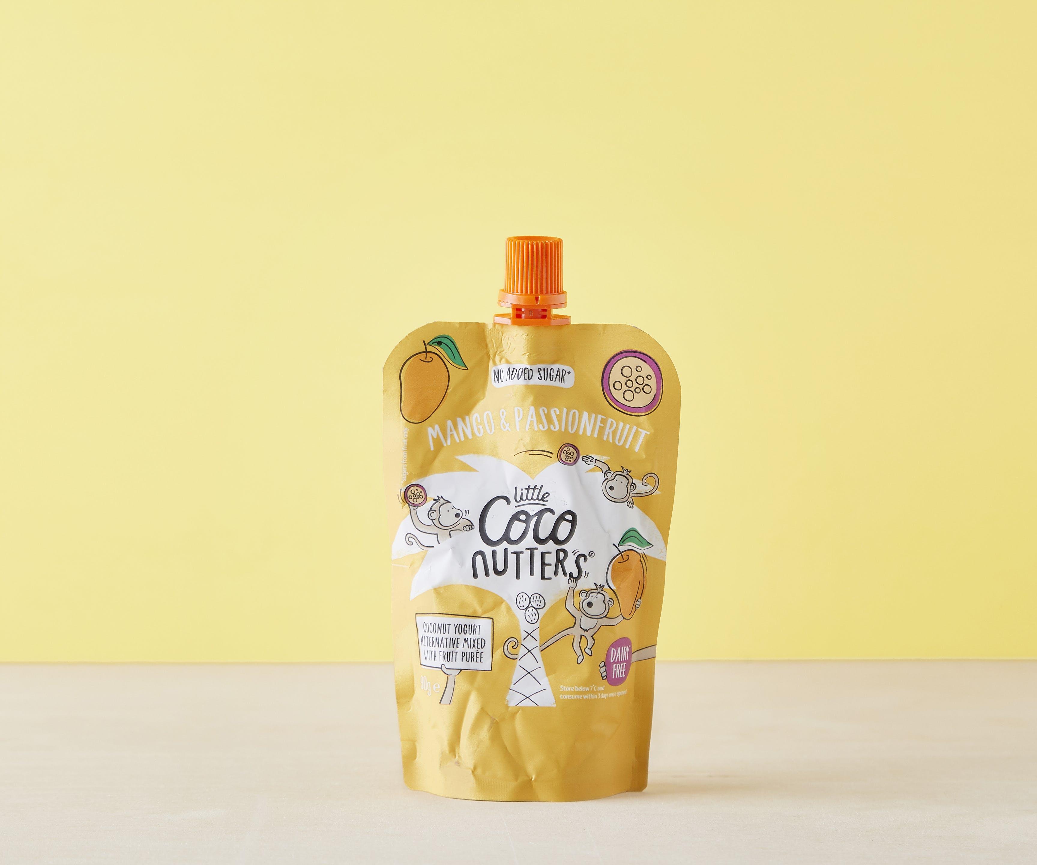 Little Coco Nutters Pouch - Mango & Passion Fruit