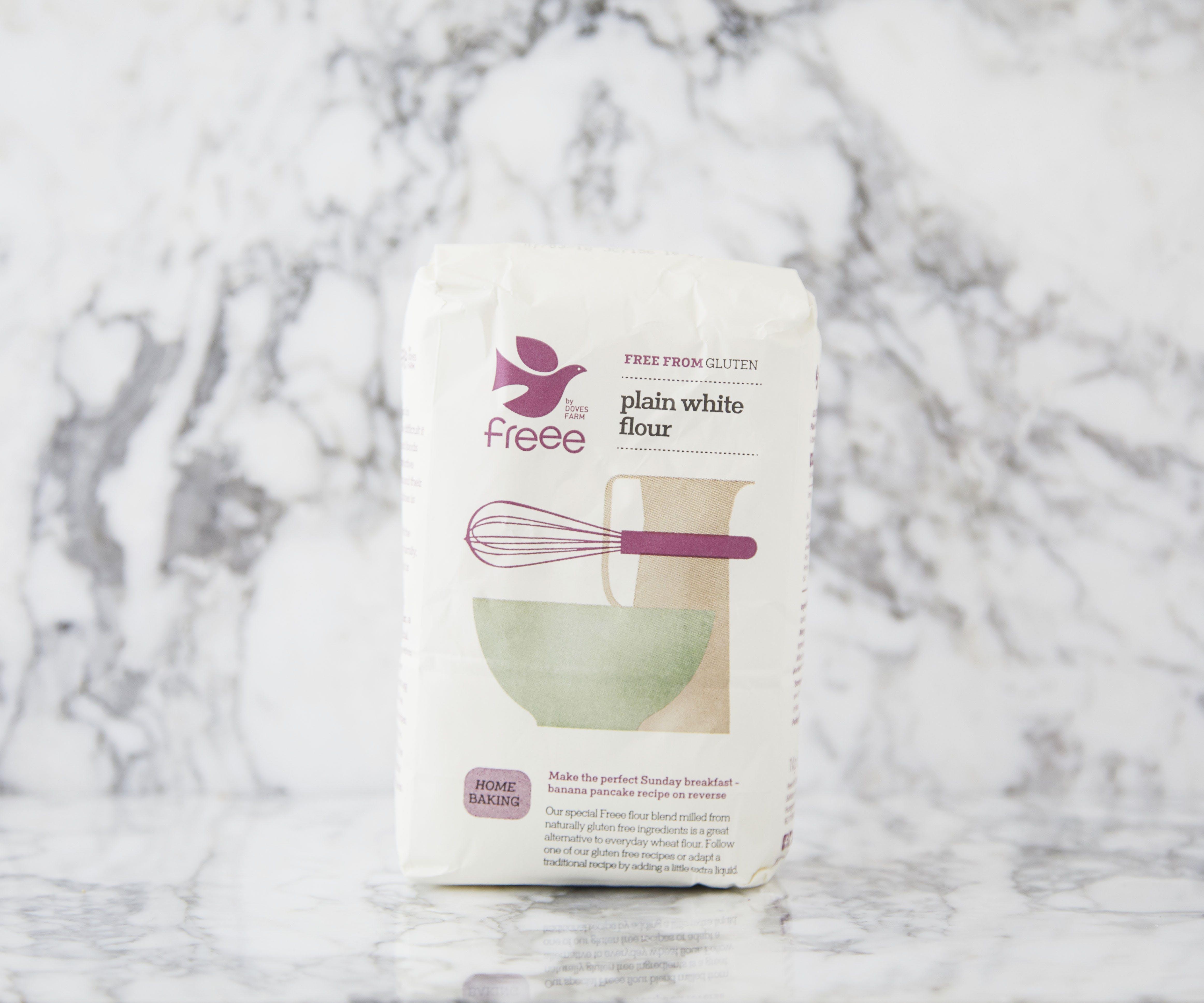 Organic Gluten-Free Plain Flour