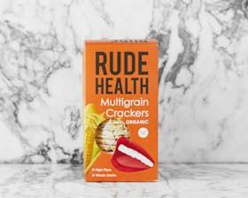 Organic Multigrain Crackers