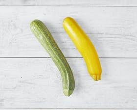 Organic Mixed Courgettes