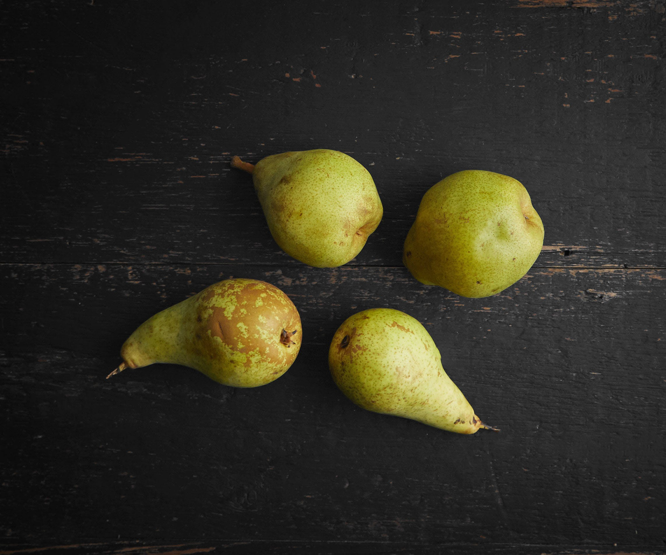 Heritage Pears -  Mixed Varieties