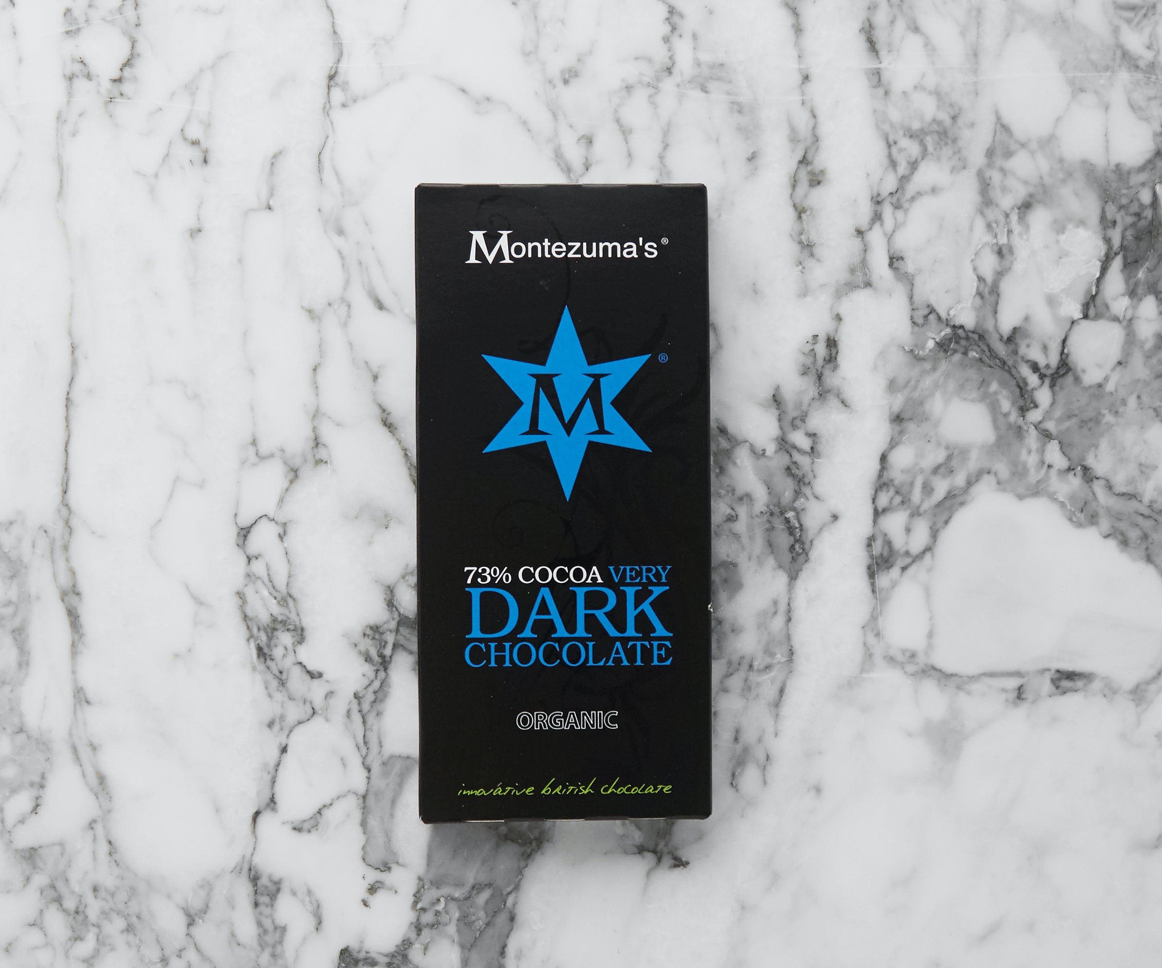 Organic 73% Very Dark Chocolate Bar