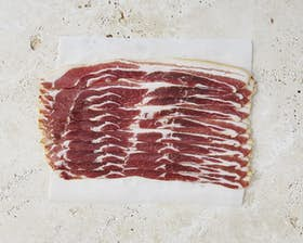 Dorset Dry Cured Streaky Bacon (Nitrate & Nitrite Free)
