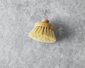 Bamboo Replacement Washing up Brush Head