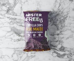 Blue Maize Tortilla Chips