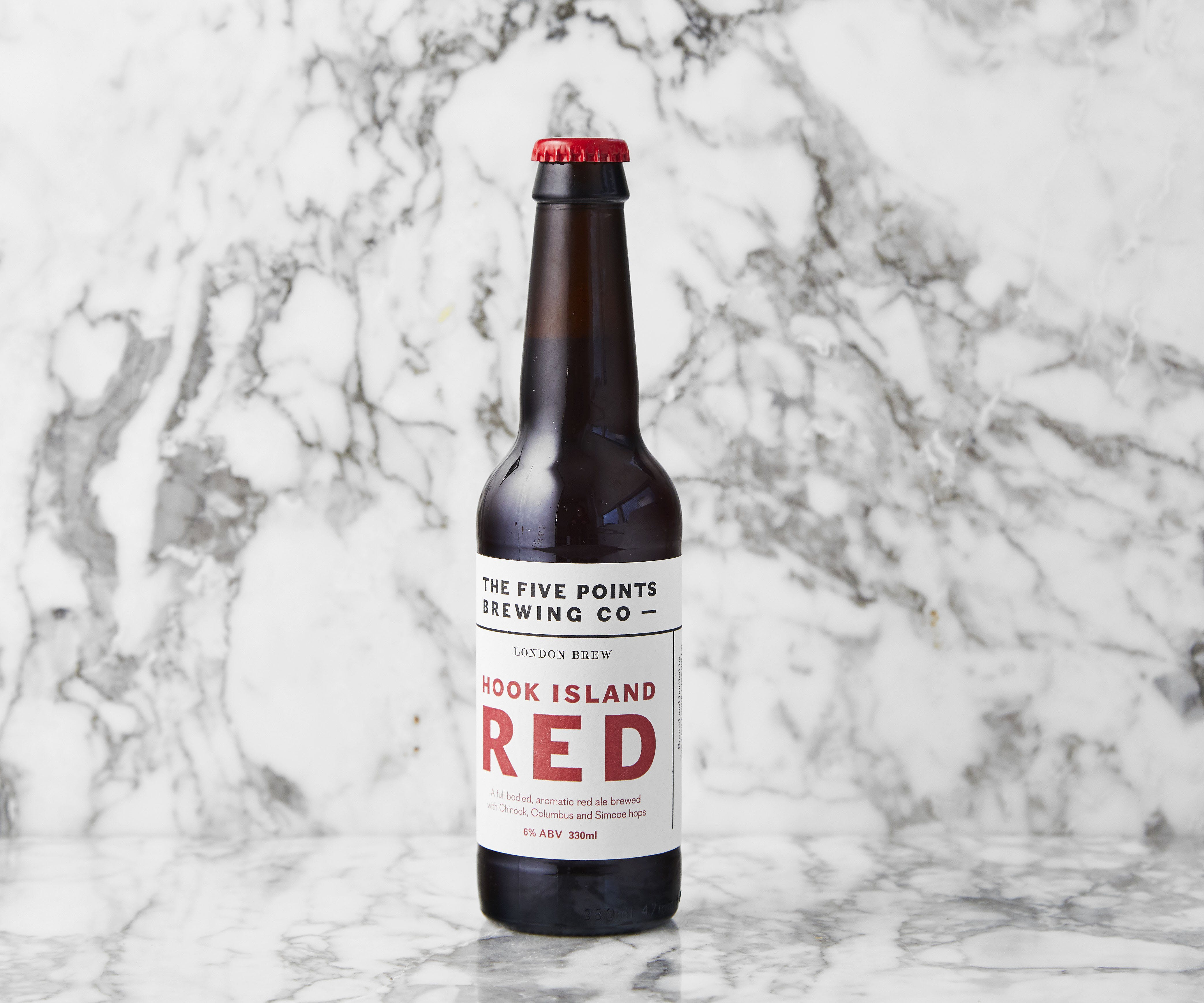 Hook Island Red, Red Ale