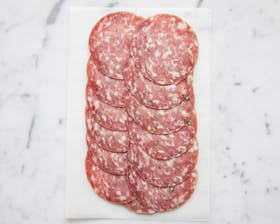 Garlic & Black Pepper Salami