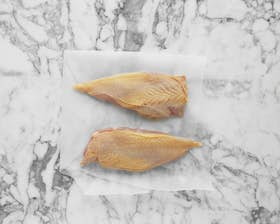 Organic Boneless Chicken Breasts (Skin on)