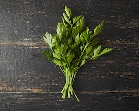 Organic Flat Leaf Parsley