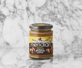 Organic Crunchy Peanut Butter