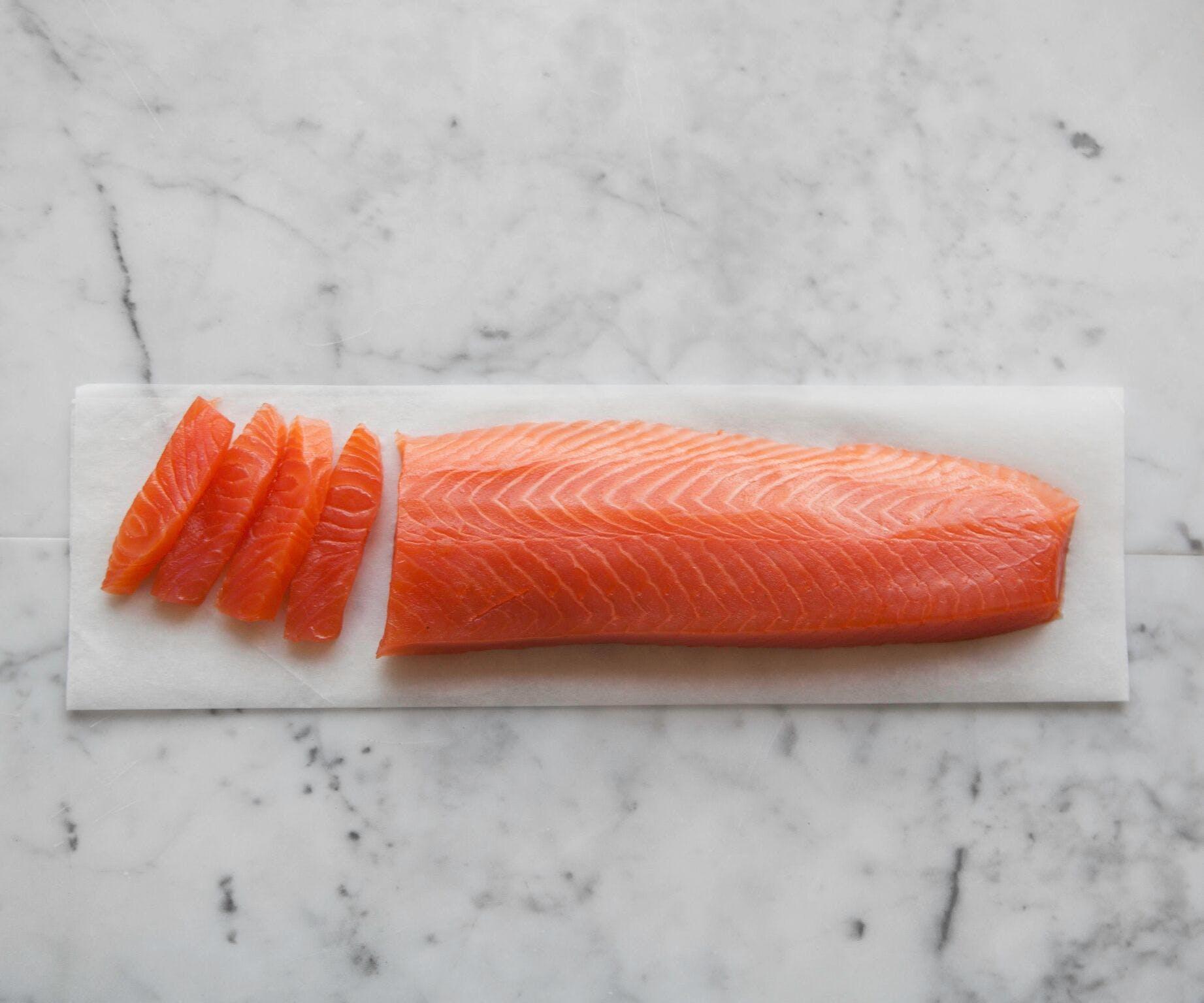 Smoked Royal Salmon Fillet Grade 1