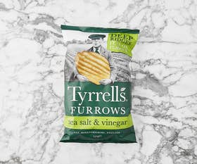 Sea Salt & Vinegar Furrow Crisps