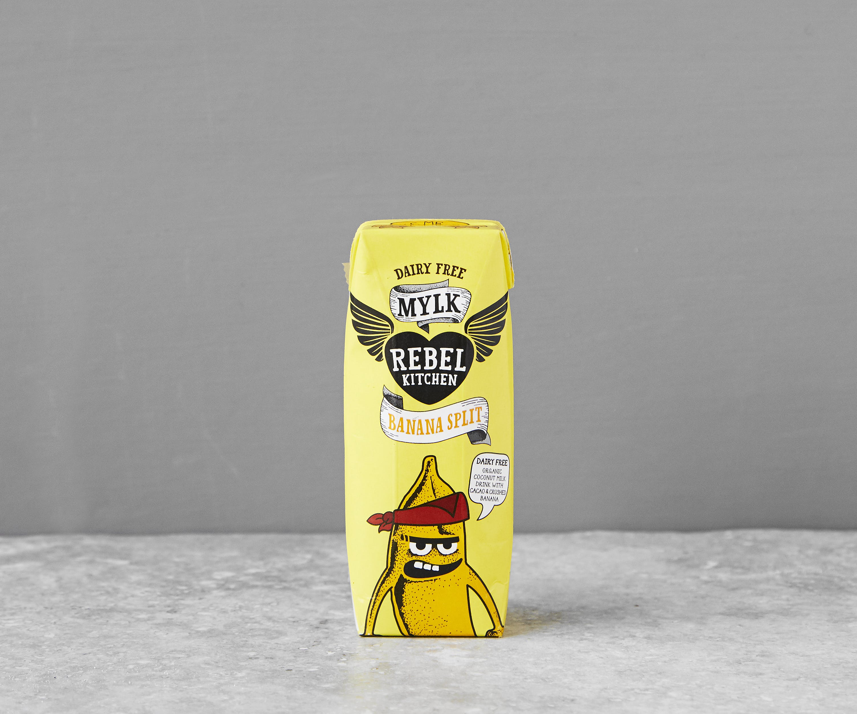 Rebel Kitchen Banana Dairy-Free Mylk (Milk Alternative)