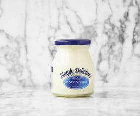 Simply Delicious Organic Mayonnaise