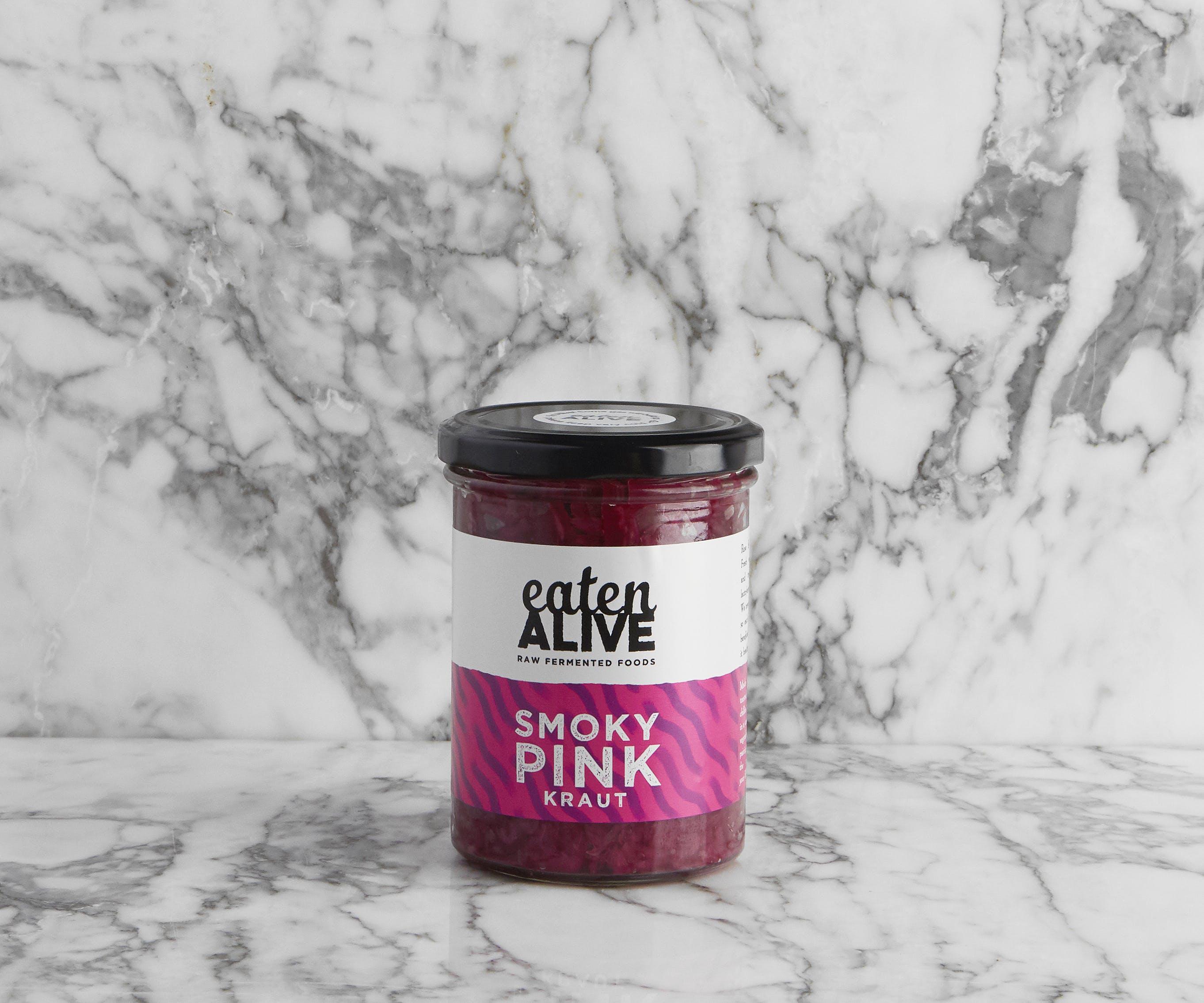Smoky Pink Kraut