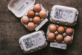Organic Eggs (Mixed)