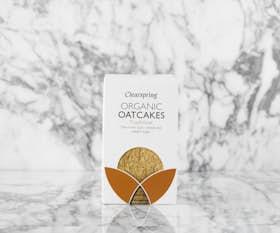 Organic Oatcakes
