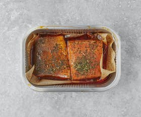 Chalk Stream Trout Fillets with Paprika & Herbs