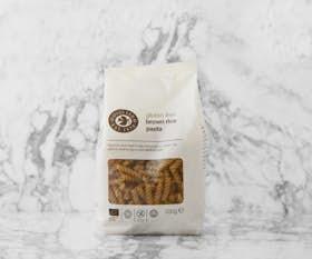 Organic Gluten Free Brown Rice Fusilli Pasta