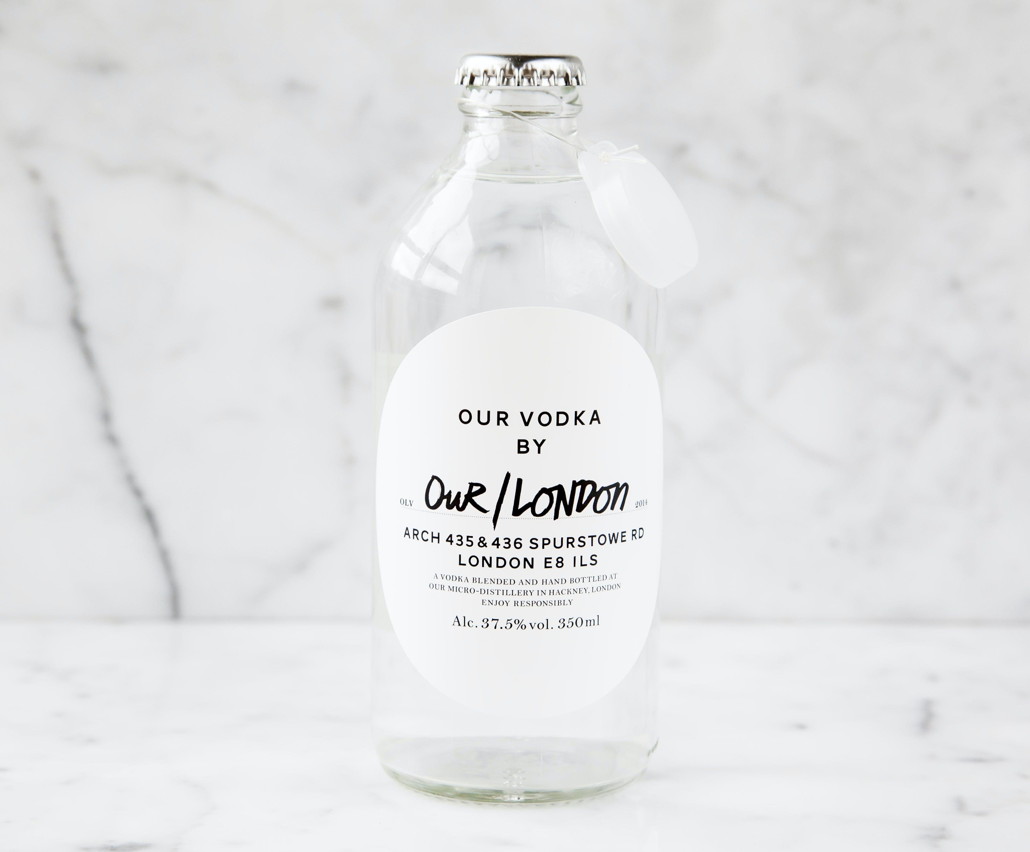 Our/London Vodka