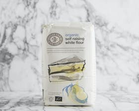 Organic Self Raising White Flour