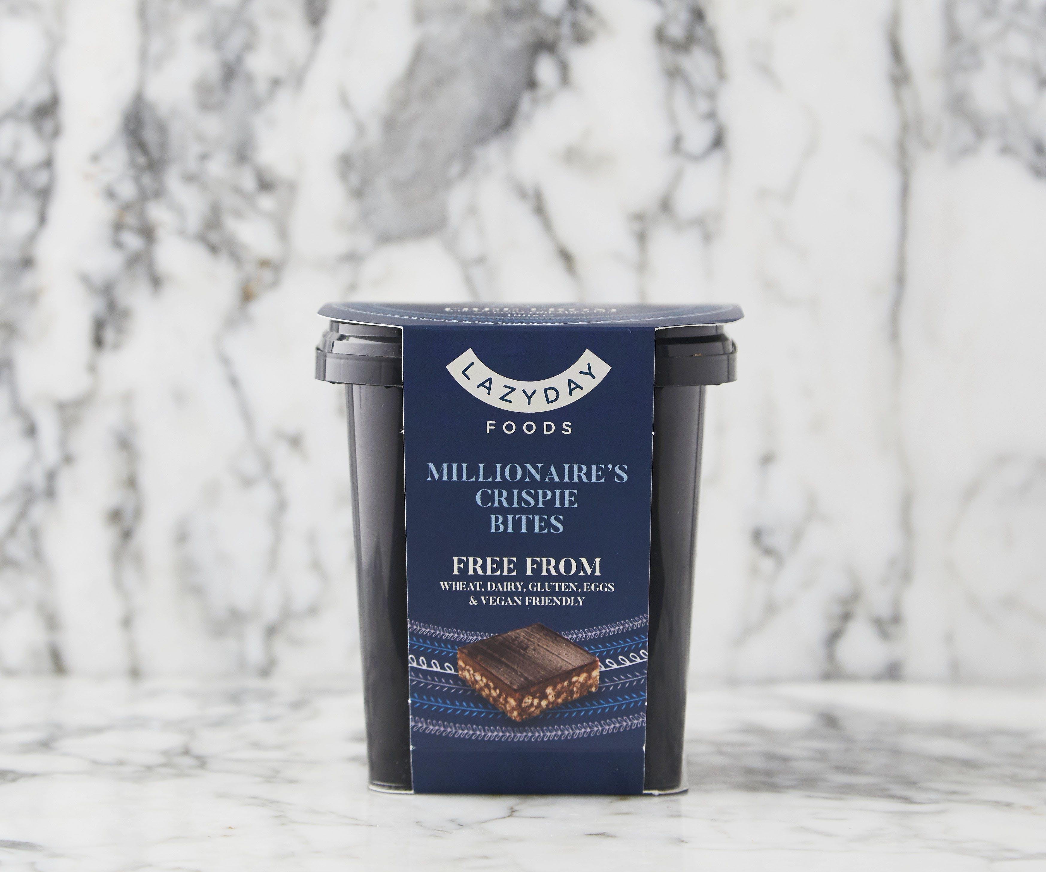 Millionaire's Crispy Bites