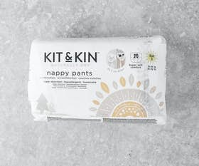 Biodegradable Pull Up Nappy Pants - Size 5