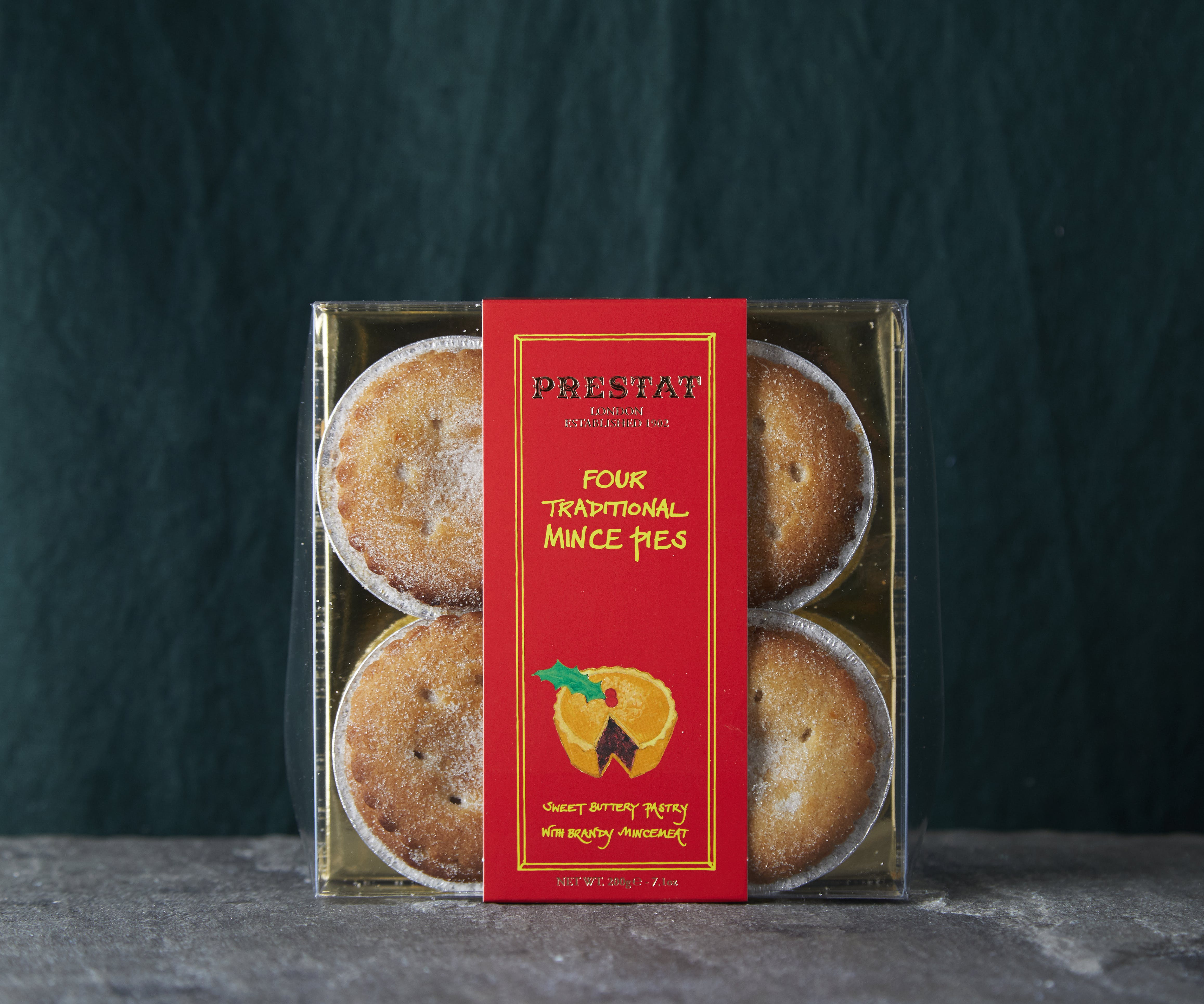 Large Traditional Mince Pies