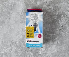 Daylight Biobulb 25W (100W Equivalent) Screw Fit