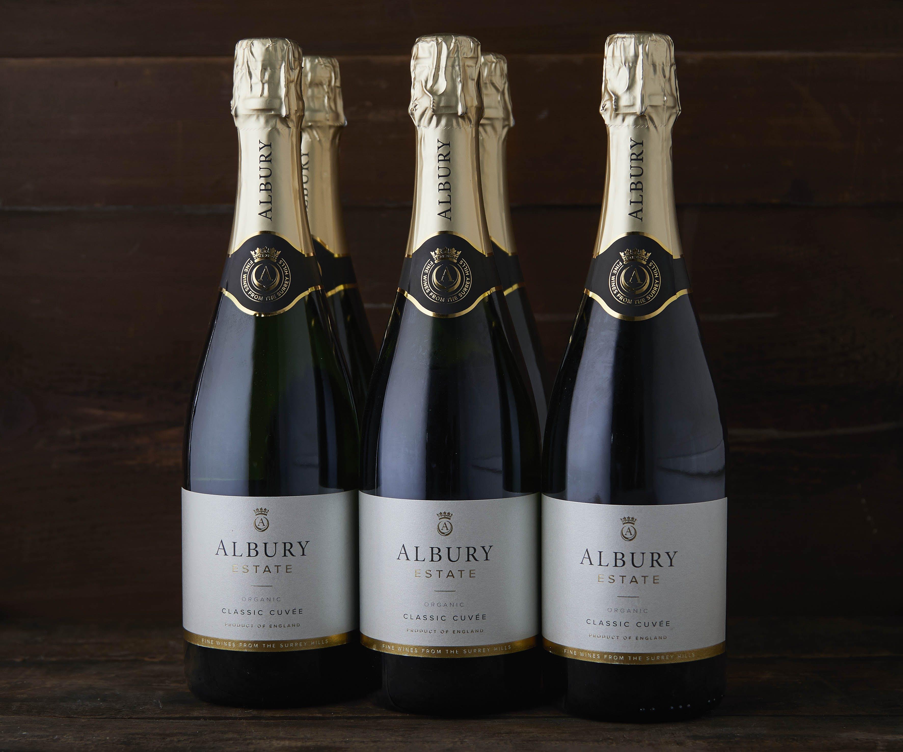 Albury Classic Cuvée - Case