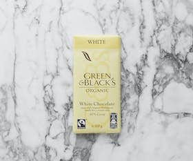 Organic White Chocolate Bar