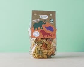 Animal Pasta Shapes - Tricolour