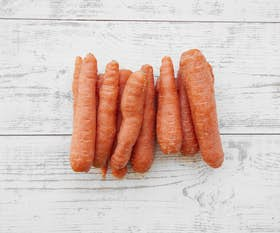 Organic Carrots- Washed
